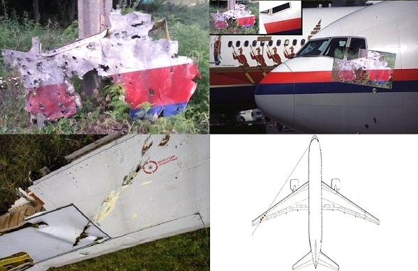 MH17 Damage Analysis by Russian Engineers