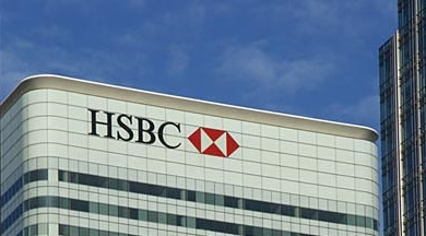A Pic of a HSBC Tower