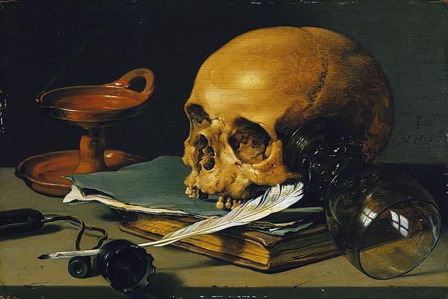 A Picture Of Me, Writing A Poem