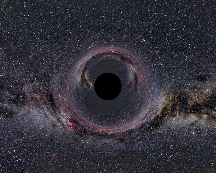 The Warm & Inviting Void _________________________ Fuzzball image from: http://en.wikipedia.org/wiki/Fuzzball_(string_theory)#/media/File:Black_Hole_Milkyway.jpg